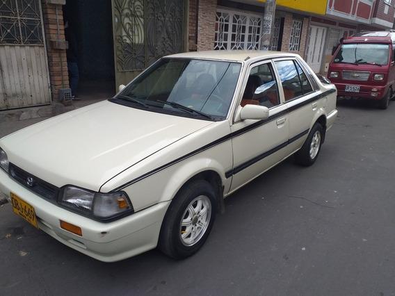 Mazda 323 Modelo 1989 En Perfecto Estado