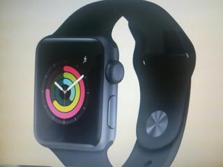 Apple Watch Series 3 Gps 38mms Space Gray