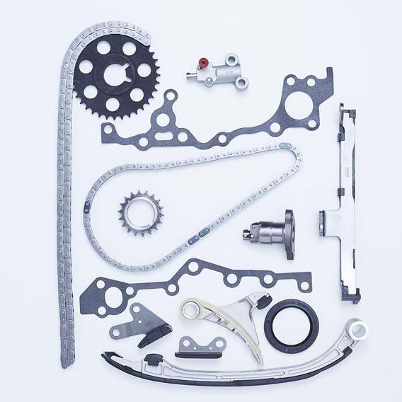 Kit Corrente Para Motor Toyota Hilux 2.7l 16v 3rz 97-15