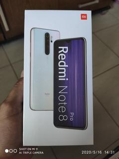 Xiaomi Redmi Not 8 Pro Ocean Blue 6 Gb Ram 128 Gb Rom Global