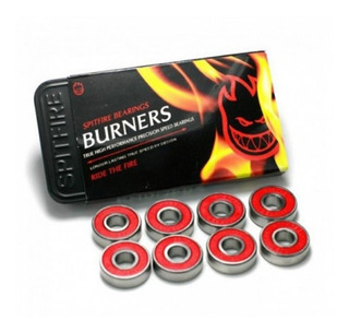 Baleros Skate Bearing Skateboarding Burners 8pzs