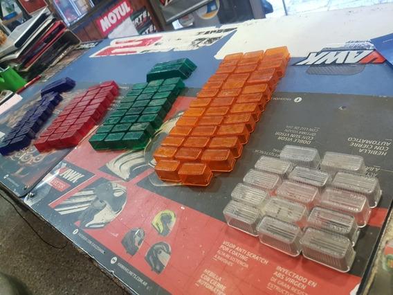 Pack Acrílicos Faritos Auxiliares 1030 (120u.+4) Colores