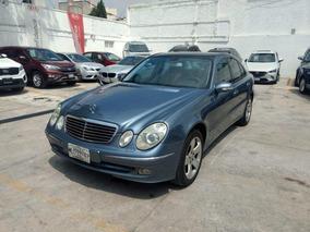 Mercedes-benz E Class 2003