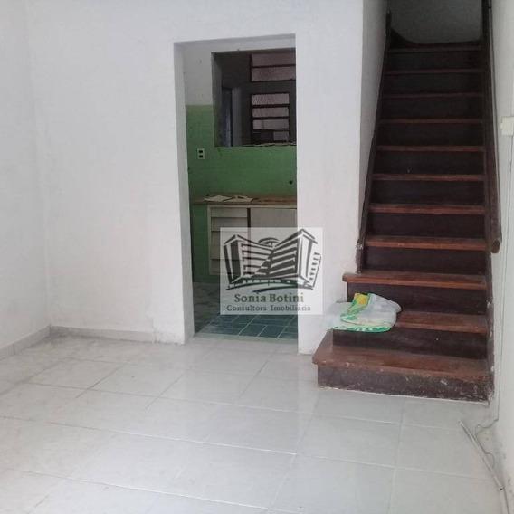 Sobrado Com 3 Dormitórios Para Alugar, 120 M² Por R$ 1.300/mês - Vila Prudente - São Paulo/sp - So0033