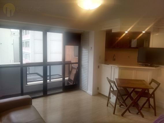 Flat Para Aluguel, 1 Dormitórios, Higienópolis - São Paulo - 210