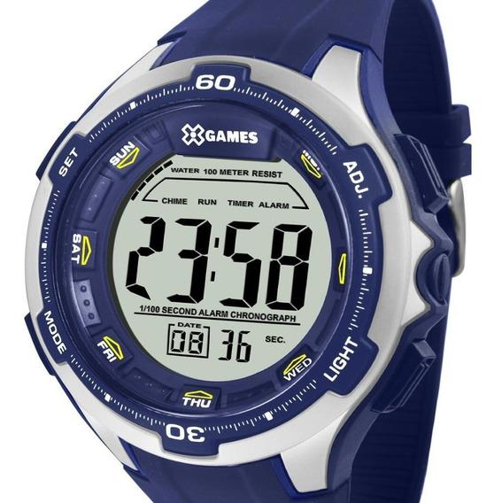 Relógio Masculino X-games Xmppd465 Digital Quatz Sport