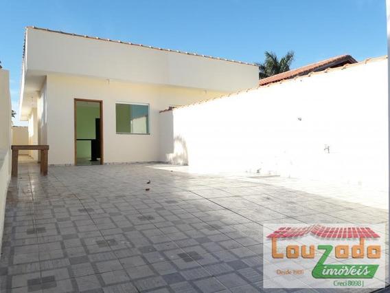 Casa Para Locação Em Peruíbe, Josedy, 2 Dormitórios, 1 Suíte, 1 Banheiro, 8 Vagas - 2621