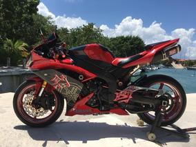 Yamaha R1 2007 Alias, La Diabla!!!!