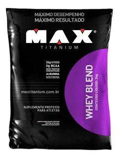 Whey Blend 2kg - Max Titanium