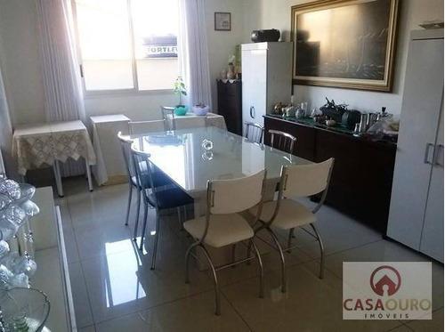 Apartamento Com 3 Quartos À Venda, 95 M²  - Floresta - Belo Horizonte/mg - Ap0769