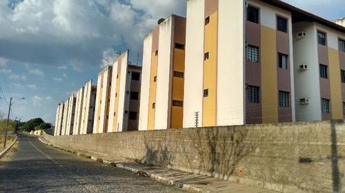Imagem 1 de 10 de Apartamento Com 2 Dormitórios À Venda, 48 M² Por R$ 129.000,00 - Morada Do Sol - Teresina/pi - Pi - Ap0022_fire