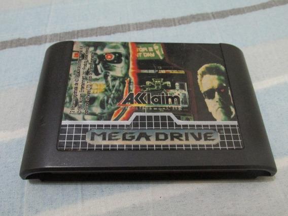 Terminator 2 Mega Drive Original Tec Toy Frete Gratis