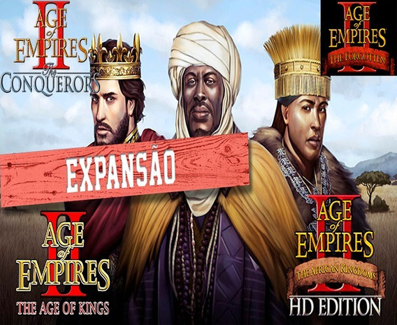 Age Of Empire 2, Forgotten, African Kingdoms -the Conquerors