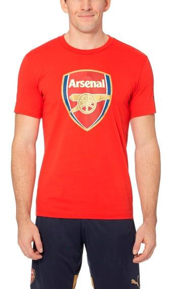 Remera Puma Arsenal De Inglaterra