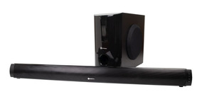 Soundbar 180w Rms 2.1 Canais Goldentec Sbg01 Bluetooth E Usb
