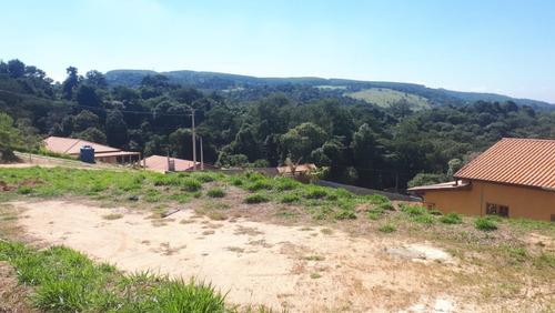 Terreno Em Belo Condomínio - Bosque Angaturama