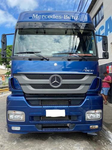 Imagem 1 de 6 de Mercedes Axo 2536