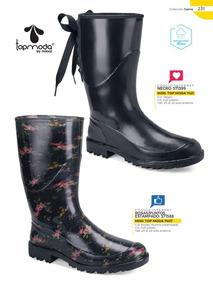 8cdd2fbf Zapatos Impuls Botas De Lluvia - Zapatos de Mujer en Mercado Libre ...