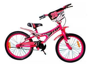 Bicicleta X-terra Klt Rodado 20 // Richard Bikes