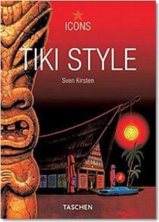 Book : Tiki Style (icons) - Kirsten, Sven