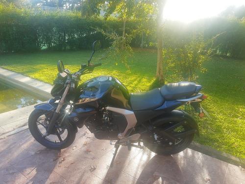 Yamaha Fz 16 4000 Km