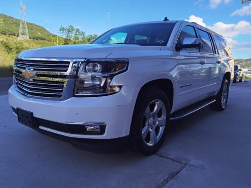 Imagen 1 de 15 de Chevrolet Suburban 2016 5.3 Ltz Mt