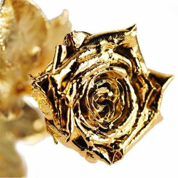 Rosa Oro 24k Gold Premium