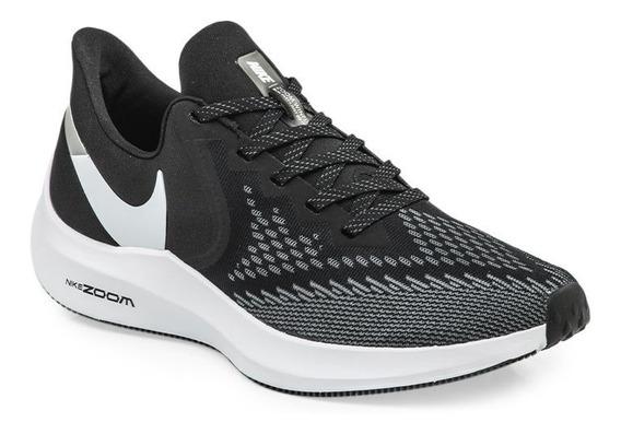 Zapatillas Nike Air Zoom Winflo 6 M -envio Gratis