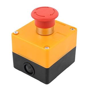 Uxcell 76 X 70 X 63 Mm Spst 1 Nc Enclavamiento Interruptor D