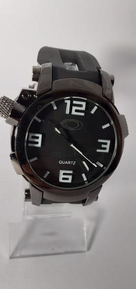 Relógio Masculino Oakley Holeshot + Caixa Personalizada