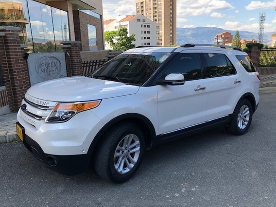 Ford Explorer Limited 4x4 At 3,500