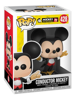 Mickey Conductor #428 - Funko Pop - Original