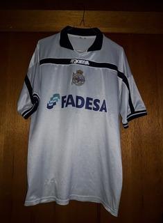 Jersey Deportivo La Coruña Joma España 2001-2002 Champions