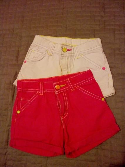 Set 2 Shorts Nena Importados -carter