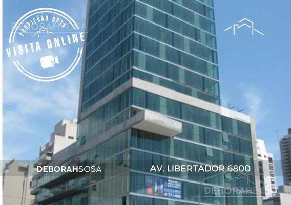 Oficina Premium En Alquiler - Sobre Av. Libertador Con Vista Al Rio!