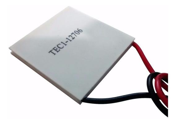 Tec1-12706 Celda Peltier 12706 12v 60w Cava Frigobar.
