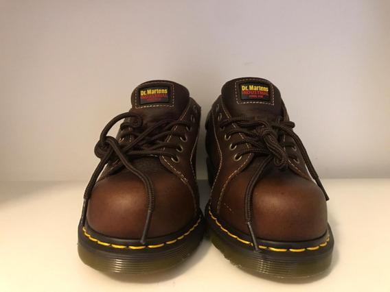 Zapatos De Seguridad Dr. Martens Liquido. Sin Uso: