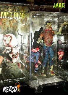 Attack Of The Living Dead: Jake. Mezco. 2006.