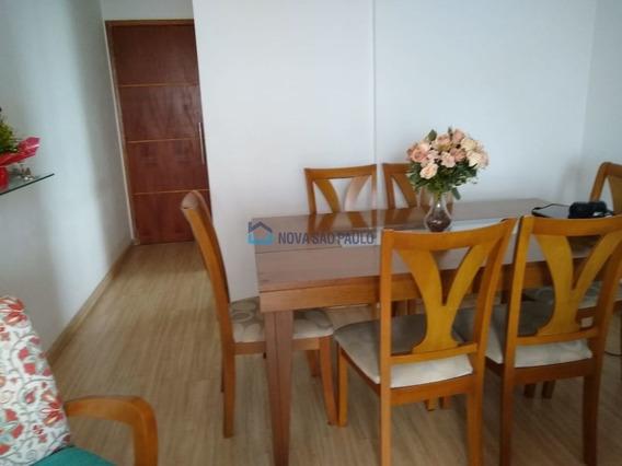 Apartamento Com 3 Dorm, 2 Vagas, Vila Euclides A 500m Do Parque Municipal Sbc - Bi25618