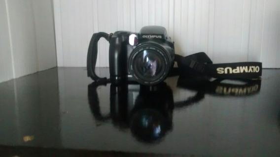 Câmera Olympus Analógica