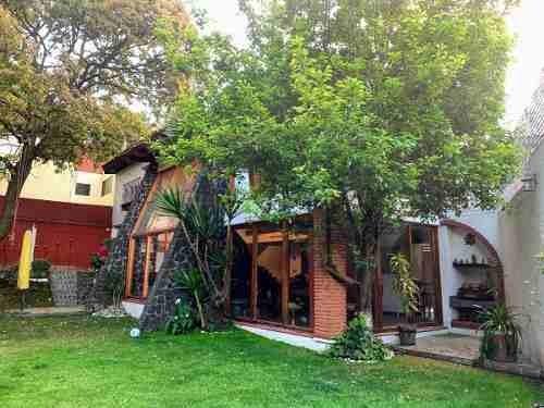 Lomas De Las Aguilas, Increíble Casa En Fraccionamiento Cerrado Con Vigilancia