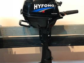 Motor Hyfong 2.5hp 4t 2018 0km