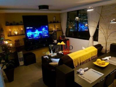 Flat Residencial Para Locação, Vila Tramontano, São Paulo. - Fl0010