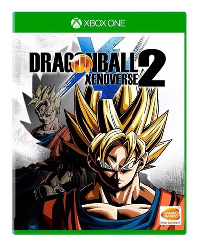 Dragon Ball: Xenoverse 2 Físico Xbox One Usado