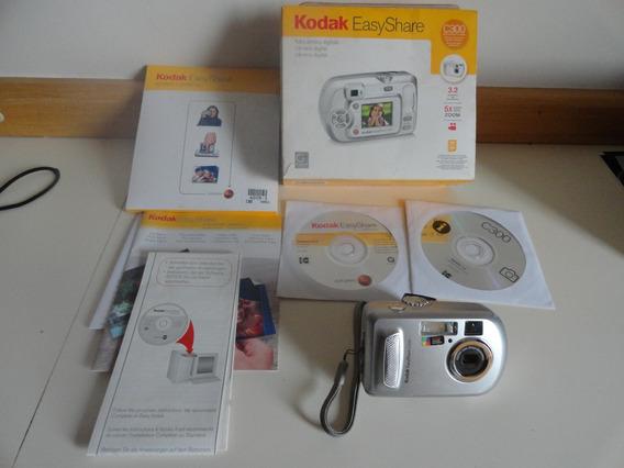 Camera Kodak Easyshare Pra Finalizar