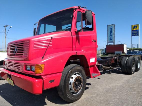 M.benz L 1418 E 6x2 No Chassi - 1994/1994
