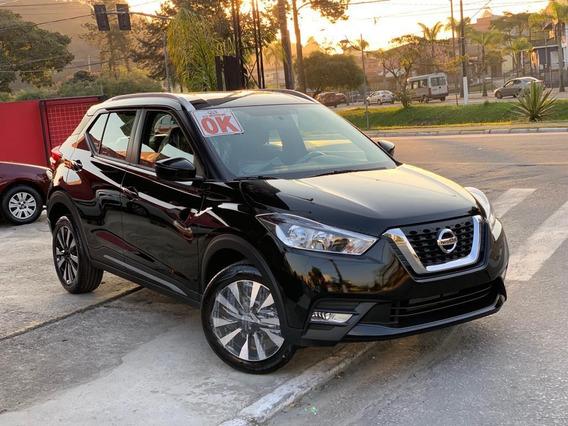 Nissan Kicks Sv 1.6 Ano 2020 0km