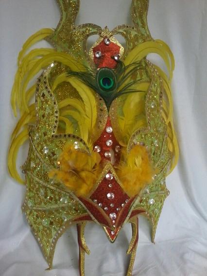 Corona Tocado Para Carnaval
