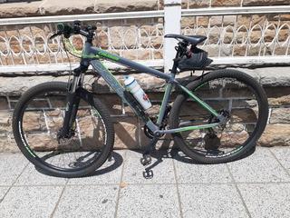Bicicleta Colner Cruiser R29 27velocidades