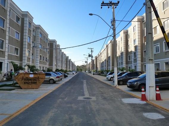 Apartamento Para Venda, 2 Dormitórios, Barreto - Macaé - 1044
